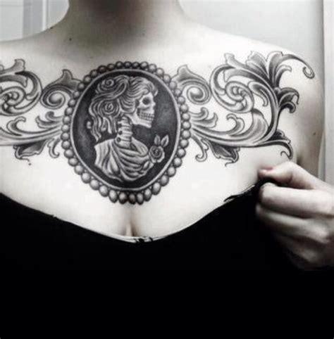 tattoo 3d model 3d model women black skeleton tattoos design idea for men