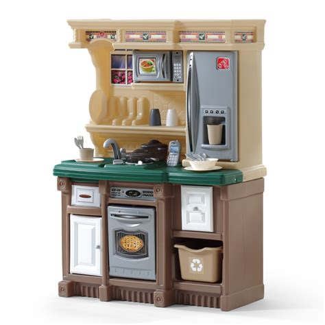 Step 2 Play Kitchen step2 lifestyle custom kitchen ii review should you buy