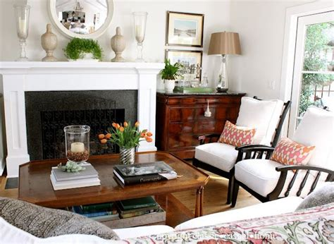 classic casual home decor layout rooms retreats