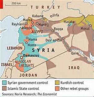 Etnique Syari le bain de sang en syrie guerre de classe ou guerre