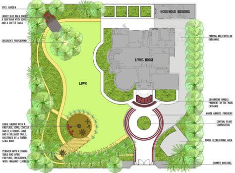 gartengestaltung planen awesome villa garden design interior design