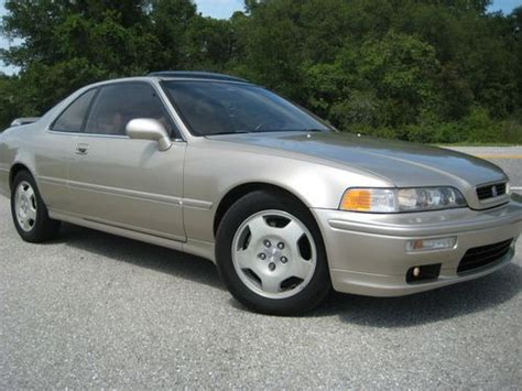 1994 acura legend coupe find used 1994 acura legend ls coupe type il 6 speed