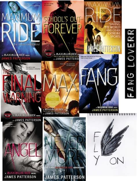 Nevermore The Best Of Maximum Ride 65 best maximum ride images on book quotes