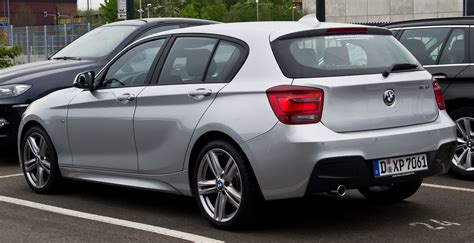 Bmw 1er F20 Wikipedia by File Bmw 118d M Sportpaket F20 Heckansicht 21 April