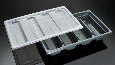 Amazon Kitchen Knives cutlery tray with cover