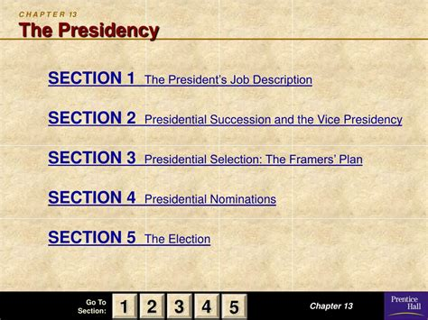 Chapter 13 Section 4 Presidential Nominations by Ppt Magruder S American Government Powerpoint