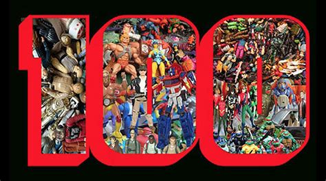 a for all time toys the 100 best figures of all time seriously