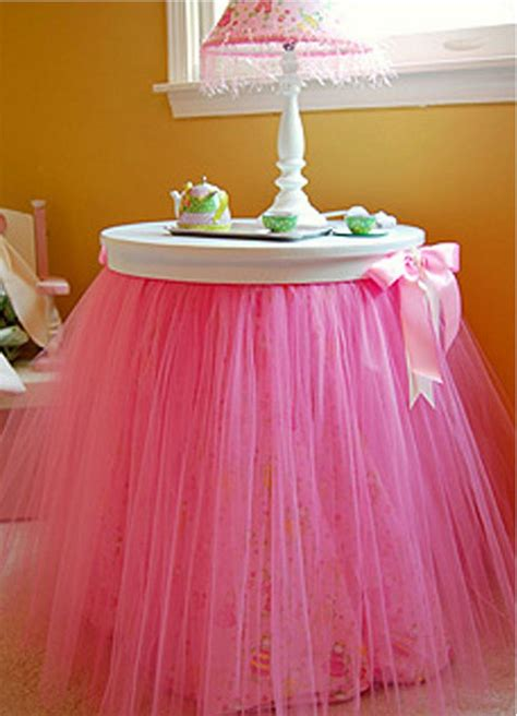 Easy Diy Tulle Table Skirt by Diy Tutu Skirt Tutorial The Now