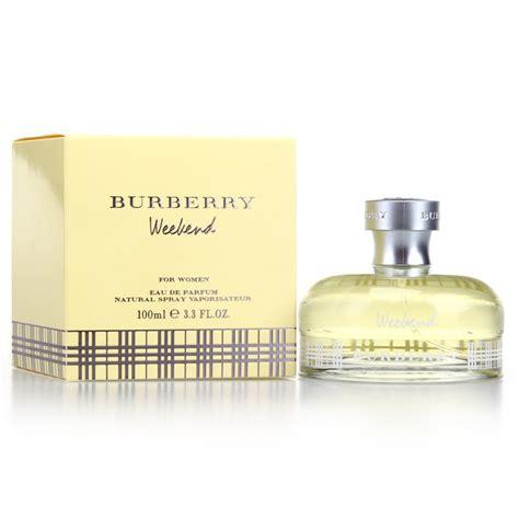 Promo Parfum Burberry For Edp 100ml Original burberry weekend 100ml edp for perfume nz