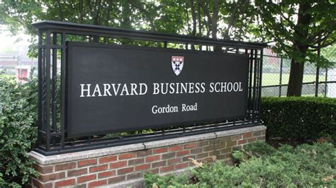 Harvard Mba To Wall by Gordon Road About Us Harvard Business School