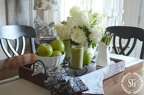 simple kitchen table centerpiece ideas kitchen simple but stunning centerpieces for kitchen