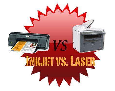 Printer Laser Inkjet laser printers versus inkjet printers office technology