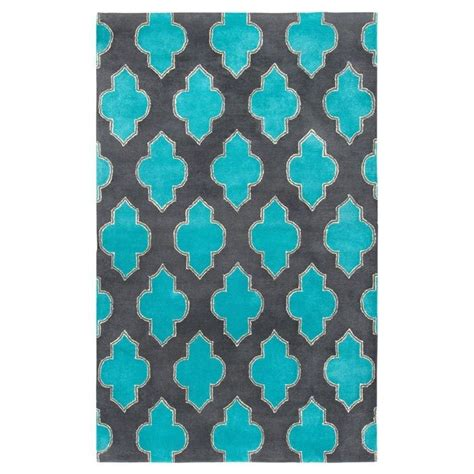 gray and turquoise rug shonda rug in gray turquoise simple family dining