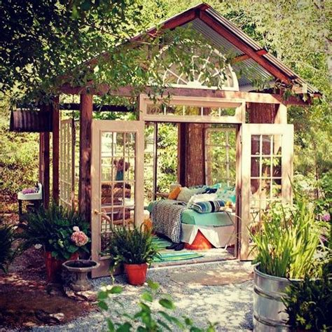 backyard guest room 26 dreamy outdoor bedroom oasis designs digsdigs