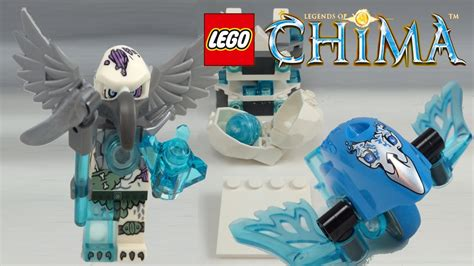 Lego 70151 Chima Frozen Spikes lego legends of chima frozen spikes speedorz review 70151