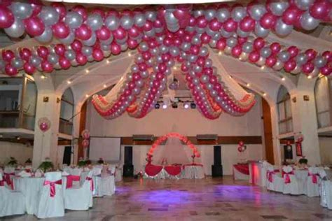 decorar con globos y telas decoracion manteleria vajilla telas globos tarjeteria