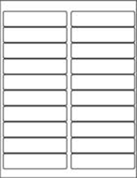 avery label template 5161 address labels 4 x 1 avery 5161 size