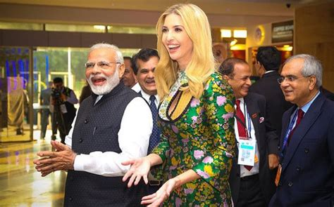 Does Ivanka An Mba by Ivanka Gave A Tip To A Waitress In India Is