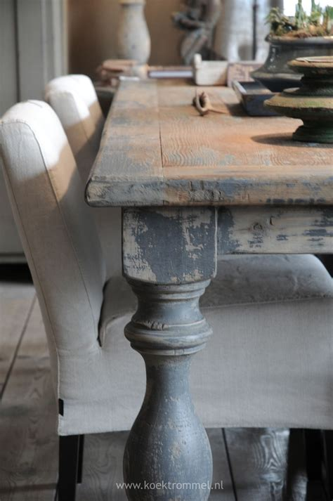 weathered dining room table best 25 distressed tables ideas on distressed