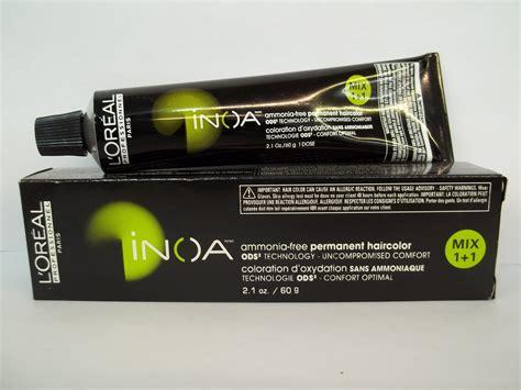 inoa hair color l oreal professional inoa oxydant riche 10