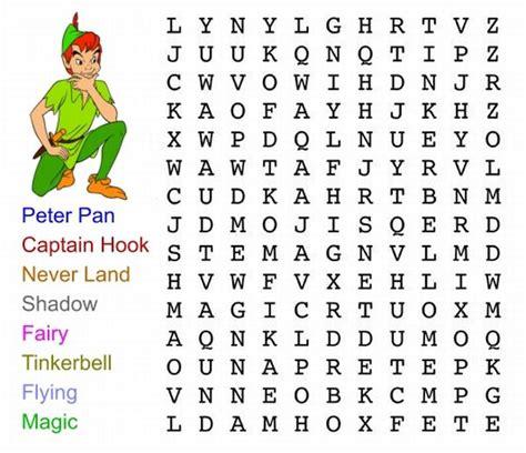 Disney Princess Word Search Printable