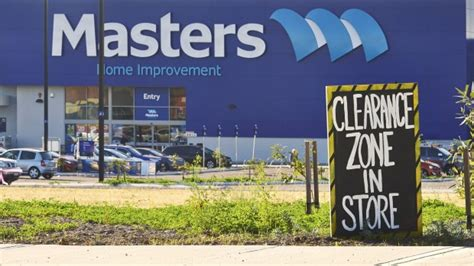 masters sees losses widen shortening odds of a woolworths