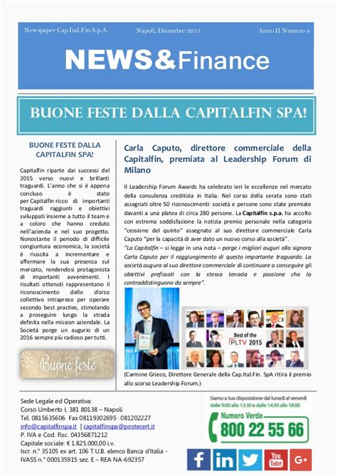 aspra finance spa sede legale magazine news finance xvi