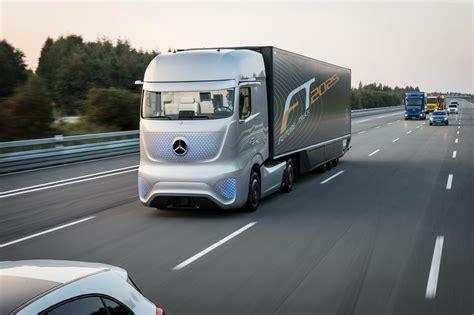 Wallpaper Mercedes Benz Future Truck 2025, future cars
