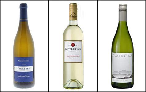 delicious white wines  drink   sauvignon blanc