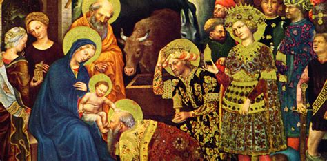 Wedding Feast Cana Catholic Commentary by Commentary To The Epiphany Of The Lord Godgossip