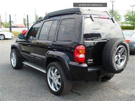 2004 jeep liberty light 2004 jeep liberty renegade sport utility 4 door 3 7l