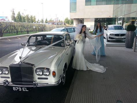 Rolls Royce Silver Shadow Wedding Car