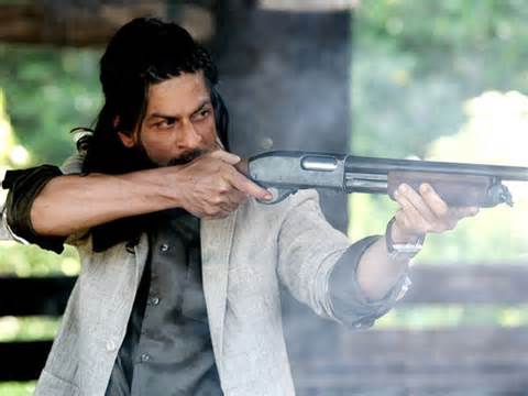 srks hairstyle in don2 shah rukh khan as negative hero photo9 india today