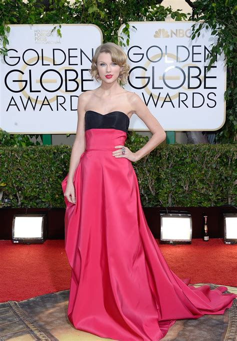 taylor swift global awards the golden globe awards isabel adrian