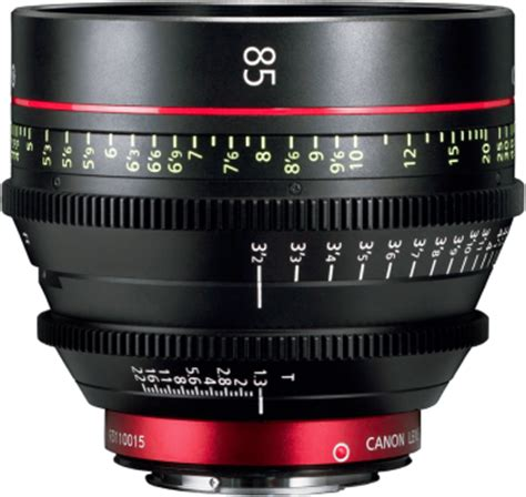 rent a canon cn e 85mm t1.3 cinema lens pro hd rentals