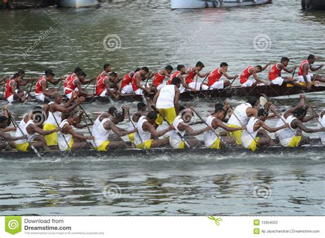 dream boat race snake boat racing editorial stock photo image 13354053