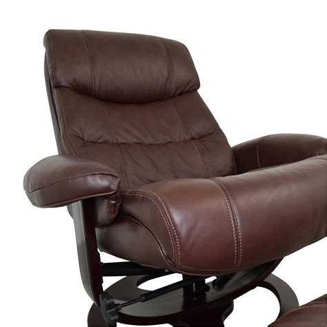 brown recliner chair homcom personal heated vibrating suede massage recliner