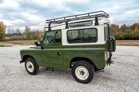 land rover series 3 4 1963 land rover santana series fast lane classic cars