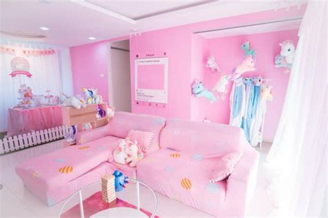 gambar kamar tidur unicorn kata kata mutiara