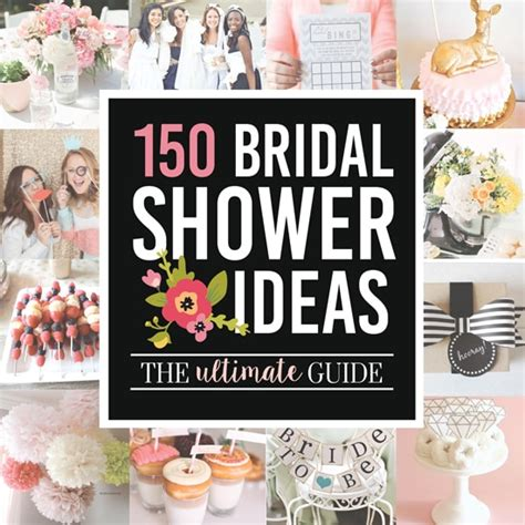 Kitchen Centerpiece Ideas 150 Bridal Shower Ideas The Dating Divas