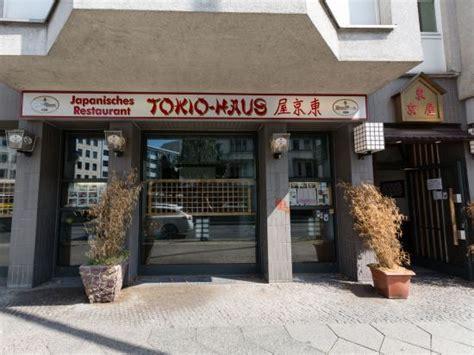 Restaurant Tokio Haus Der Eingang Picture Of Tokyo