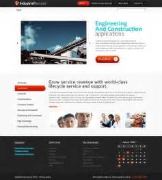 Free Html5 Business Templates Free Html5 Website Template For Industrial Business