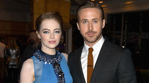 emma stone and ryan gosling emma stone and ryan gosling on lucky chemistry and