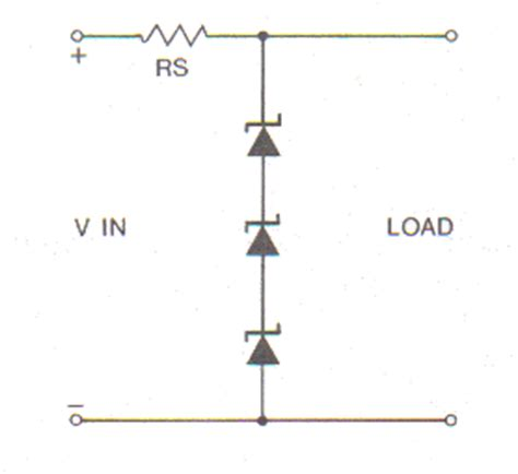 resistor and zener diode in series prepare 4 projects semiconductors zener diodes