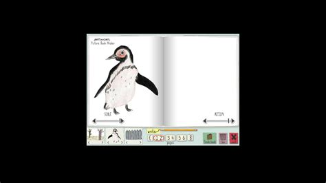 picture book maker picture book maker grid for learning