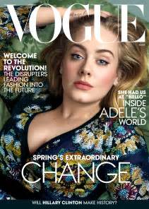 adele on fame motherhood and why she never listens to