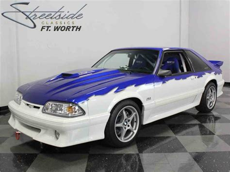 mustang gt 1989 1989 ford mustang gt for sale classiccars cc 881613