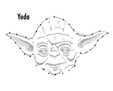 Ewok Mask Template