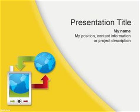 Free Cellphone Powerpoint