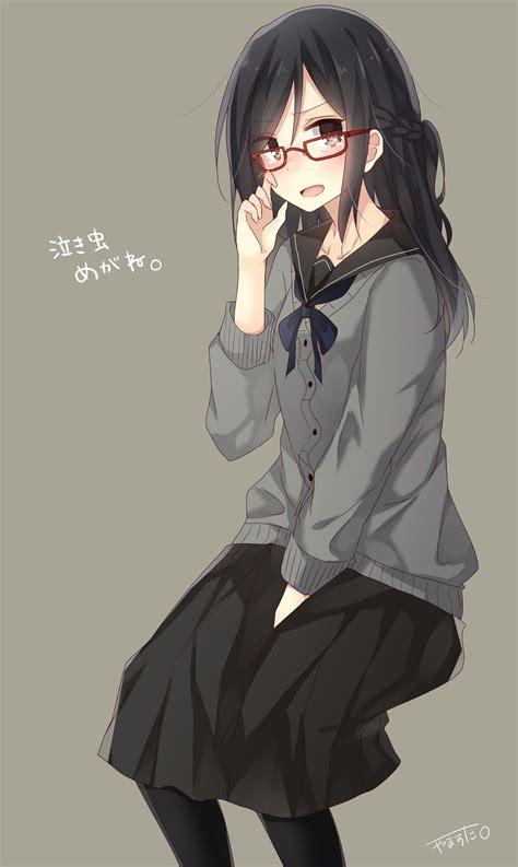 Anime With Black Hair by Anime With Black Hair And Brown Www Pixshark